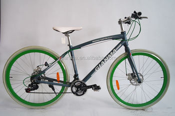 Tianjin feichi jianma new model 26 inch steel 21speed city bicycle