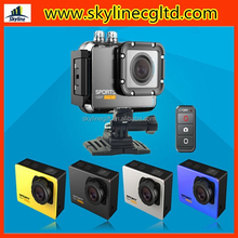 Hot selling wifi sport camera, car Dvr camera