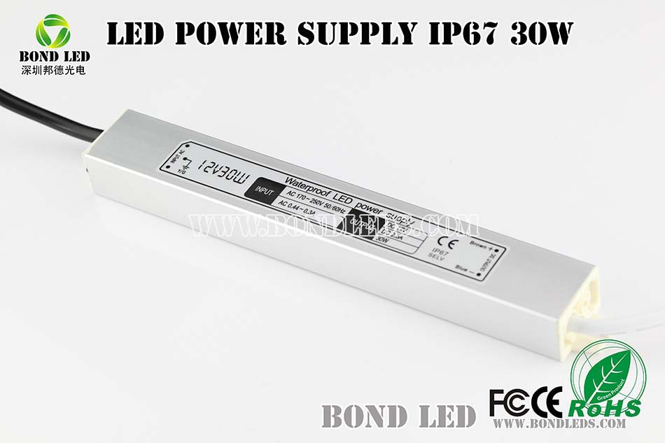 waterproof led driver 700ma,waterproof led power supply 30w,constant current led driver power supply