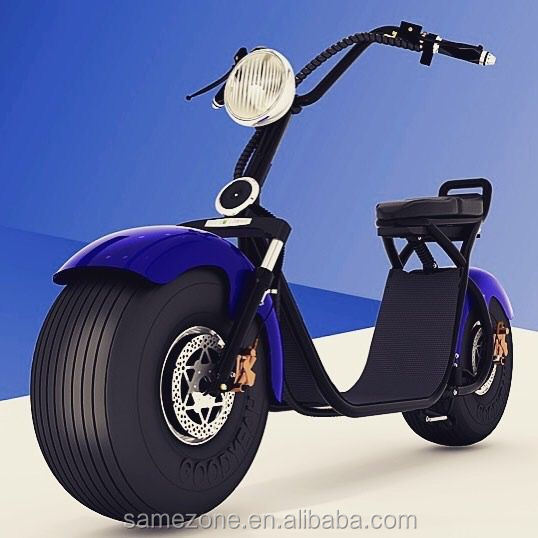 Citycoco scooter ,with App function , Bluetooth music player ,double seat . all color are available