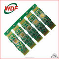 multilayers PCB Rohs 94v0 high complexity PCB with thick gold, thick board & special surface surface finished