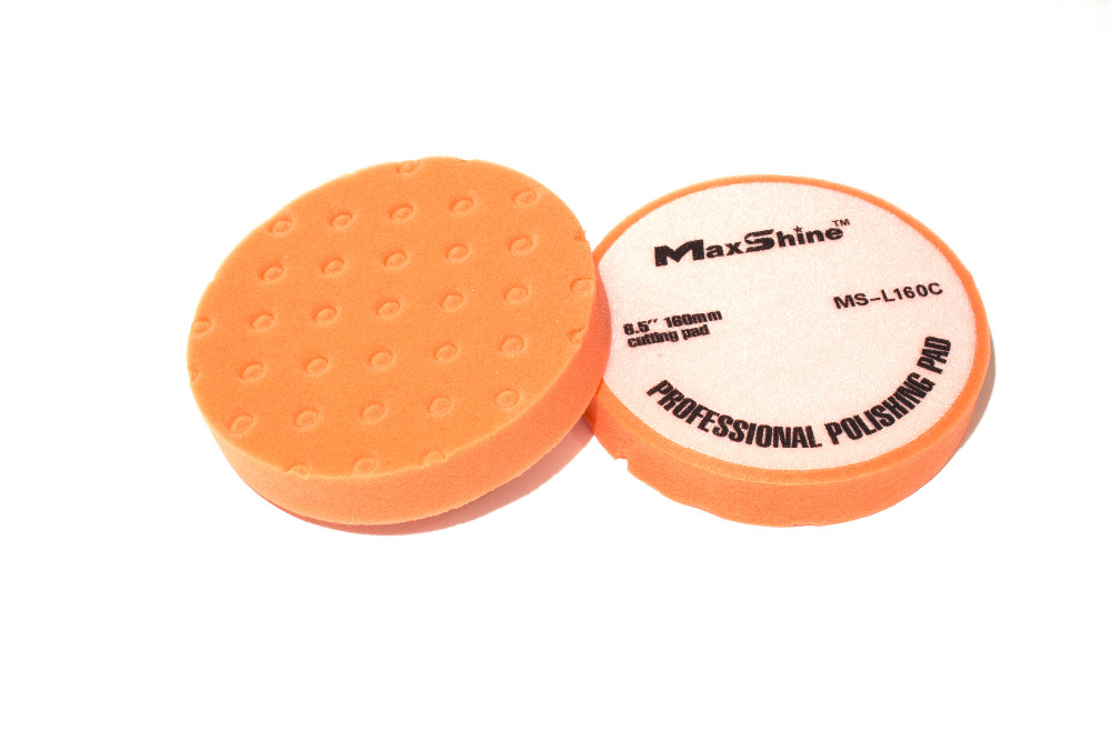 Maxshine Car Polishing Pad Foam Pad Cutting CCS Smart Pad