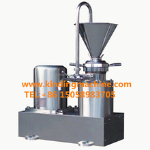Food Colloid mill grinding machine for sesame, cucumber, peanut,chilli sauce making machine