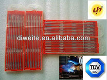 TIG Welding WT20/WP/WCE20/WL15 for wt beams