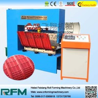 Hot sale plate bending machine drawing