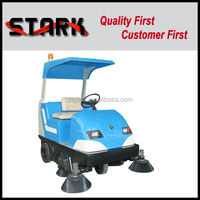 SDK-1860 Hottest four brushes industrial ride on electric street sweeper