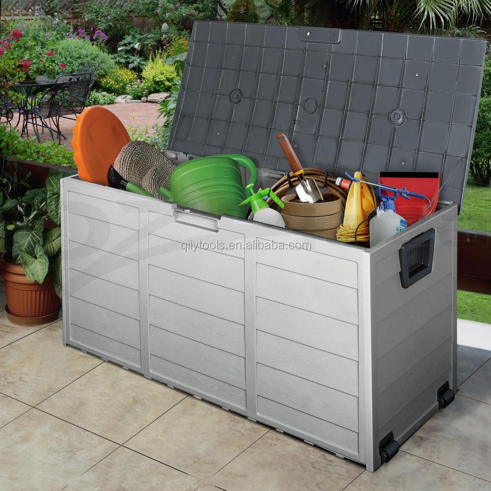 outdoor storage bin storage container plastic container buy outdoor