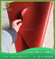 China-made low price adhesive silicone solid rubber sheet