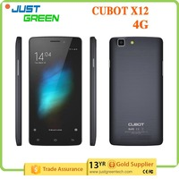 Cubot phone X12 MTK6735 Quad Cores 5 inch Android 5.1 RAM 1GB ROM 8GB cell phone