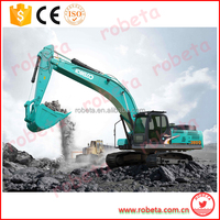Japanese used excavator for sale/used military heavy equipment