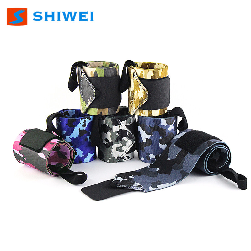 latest Fashion wrist custom print wrist wraps <strong>weight</strong> lifting wrist straps for shop