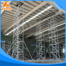 New product scaffold aluminum frame