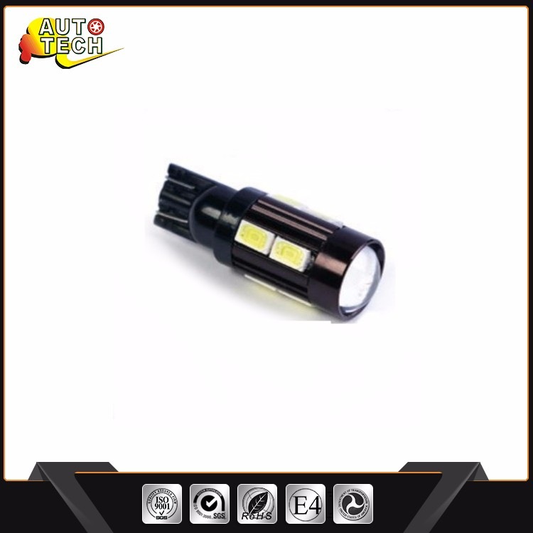 High Quality High Efficiency T10 Led W5W