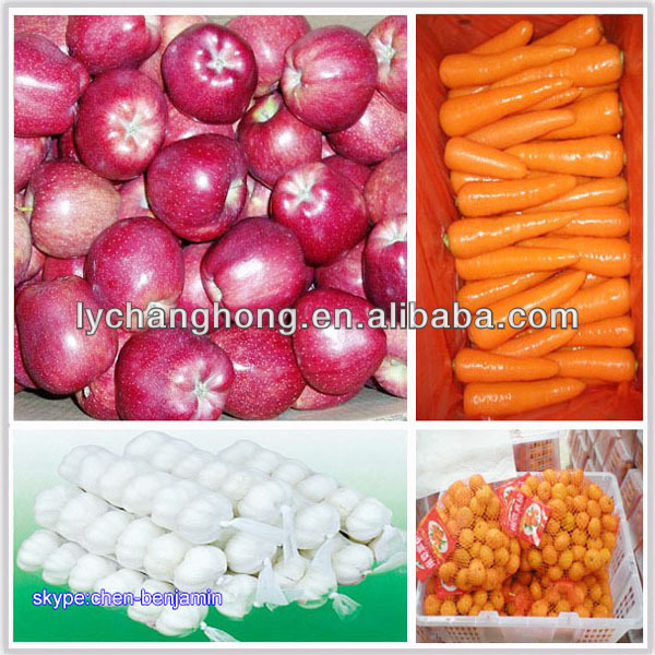 Chinese fruit and vegetables export with cheap price