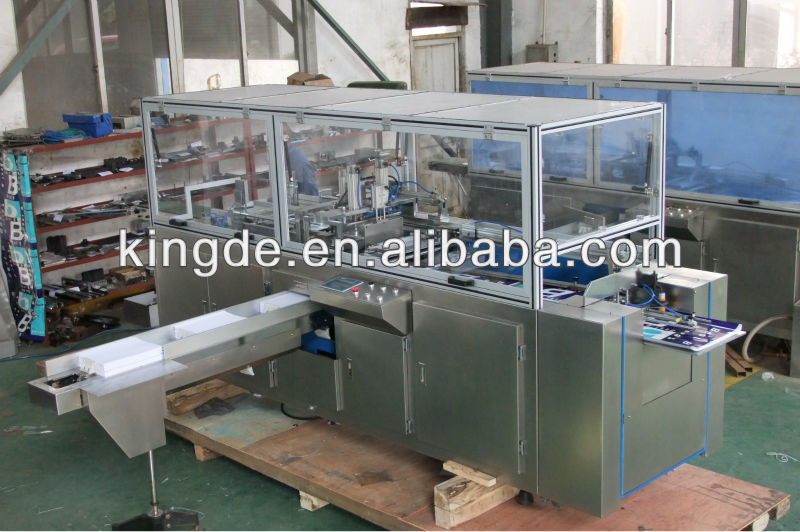 Factory Price Automatic Paper Size A4 Packaging Machine
