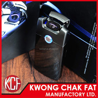 KCF-243 2015 New Technology Electronic USB Rechargeable Electric Lighter