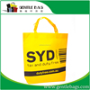 Professional Manufacturer PP non woven carry bag with piping