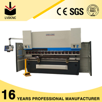 Export to United Kingdom,China manufacture,CE certificate,WC67K CNC Hydraulic Plate Press Brake/Bending machine