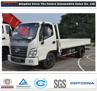 4X2 103hp 3 tons camion foton for hot sale in Africa