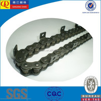 50A1 short pitch roller chain with attachments