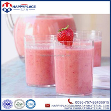 Strawberry flavor milk shake powder