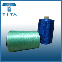 Silk thread for weaving, for multi head computer embroidery machine from Hangzhou