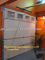 Electric Garage Door --- European Union CE Approved