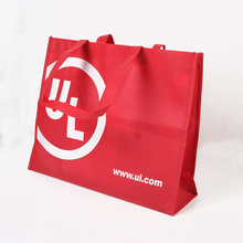 OEM Modern Design Customized non woven shopping tote bag with logo