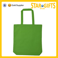 2015 Wholesale Custom Handmade Cotton Shopping Bag