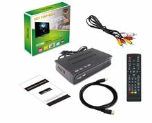 MAIYUE china set top box factory OEM full HD to digital isdb t decoder free to air
