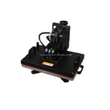 Sublimation T shirt Printing Flat Clamshell Heat Press Machine For Sale