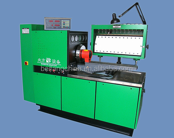 12PSB-BFC fuel injection pump test bench with professional training
