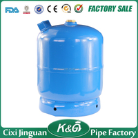Nigeria 3kg gas cylinder for burners, LPG 3kg cylinders, blue color gas cylinder