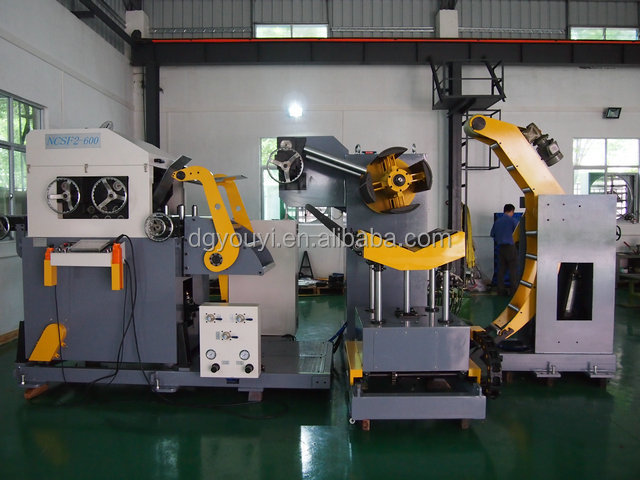 CNC steel feeding machine for press