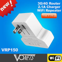 2014 VONETS 300Mbps 150m fast wireless 3g router made in China