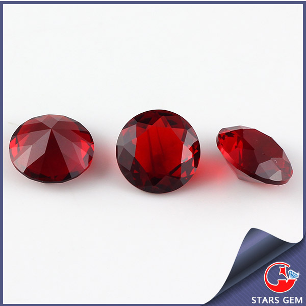 China red high quality wholesale in cheapest price 2mm gemstones beads