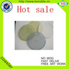 custom coaster cheap HIgh quality special house use soft pvc coaster