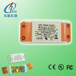 UL TUV 7W External Isolated PF LED Lighting Driver