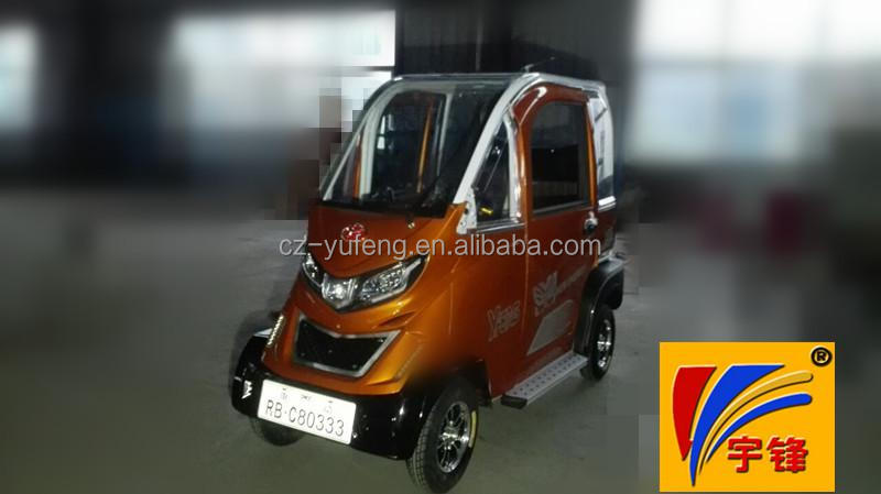 YF electrical four wheel vehicle