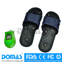 Promote Domas Sunmas SM9188 electronic palm toxins removal foot massage machine