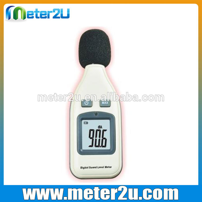 Hot Decibel Noise Measurement Digital Sound Pressure Level Meter