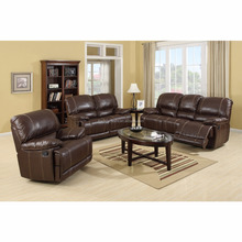 High quality chinese manufacter living room recliner corner sofa set with low price