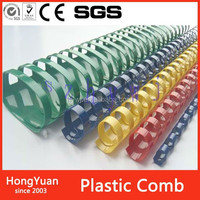 Processing Service book binding plastic comb, plastic comb mold, scalp massage comb plastic comb