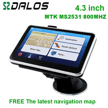 Wince 6.0 System sat nav car gps multimedia gps navigator av in android with world map ,CE,ROHS,FCC