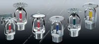 Glass Bulb Fire Sprinklers