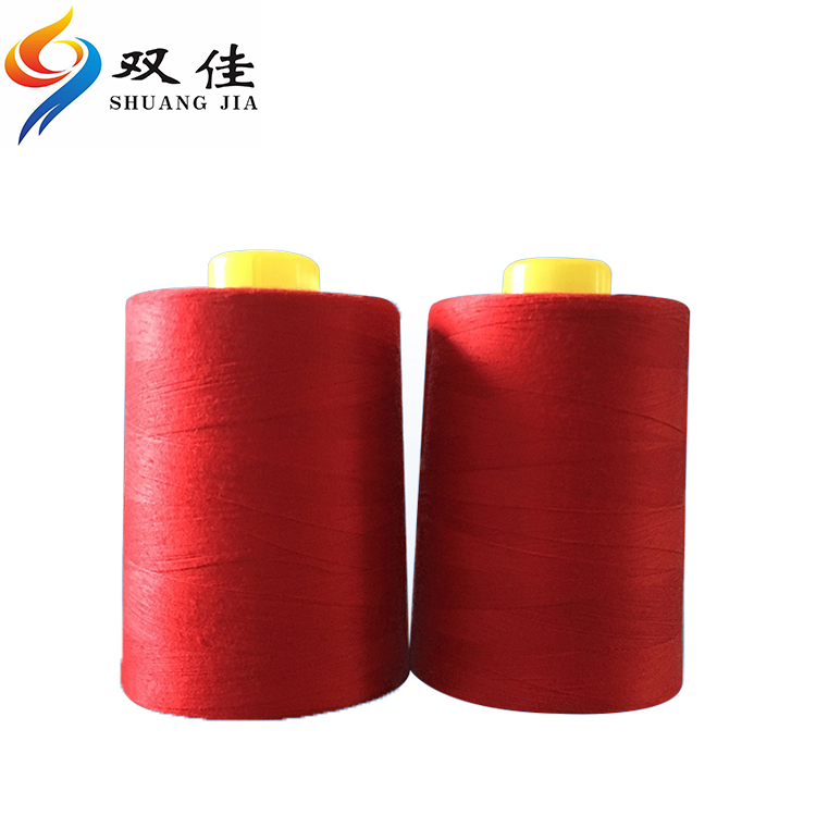 Trade Assurance Spun Yarn Type Polyester 30/1 Linyi Chemicals Thread