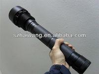 85W 8700mah hid xenon torch flashlight