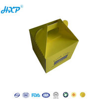Packing box 1C 3-Layer B-Flute Offset frozen food packaging boxes