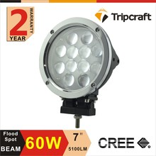 60w led motorcycle head light, led fog light for motorcycle/electric bike/bicycle/off road