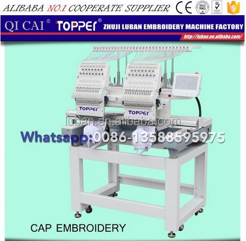 1/2/4/6/8 heads flat/cap/t-shirt/finished garments barudan embroidery machine prices